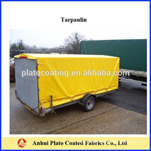 PVC Polyester fabric for tailer cover