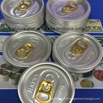 Food Grade 206 # Alumínio Easy Open End