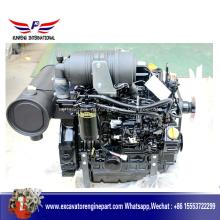 4TNV88 двигатель Yanmar Diesle для экскаватора Sunward