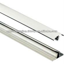 Aluminium profile for Glazing Clip