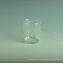 Vaso de vidrio de agua potable 350 ml