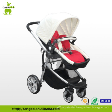 Top Quality Pu Wheel Good Baby Stroller Buggy For Sale
