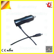 Wonderful Gooseneck Colorized 5V1A & 5V2A usb data cable car charger for Samsung mobile phone
