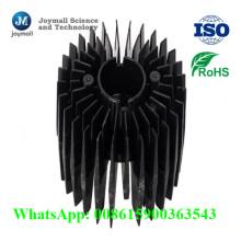 Évier de chaleur à haute teneur en poudre dissipateur de chaleur CPU en aluminium personnalisé