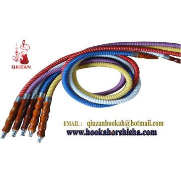 1.0 M haute qualité coloré Smoking Pipe narguilé tuyau