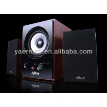 High Quality 2.1 wooden multimedia speaker