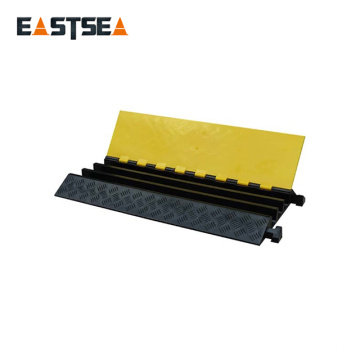 Wholesale from Taizhou China factory Customize 3 Channel Flexible PU Plastic Cable Tray