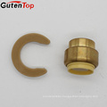 GutenTop Plumbing Tools Brass Material End Cap Push Fit Fitting