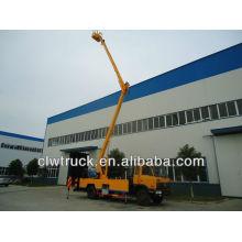 20m Dongfeng camión plataforma de trabajo aéreo