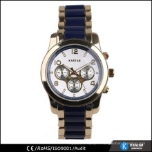 Montre en plastique insert lady vogue