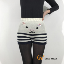 Cartoon Pattern Fashion Girls Short Pants