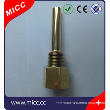 MICC thermocouple sheath, probe protection tube