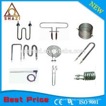 anti corrosion electric tubular heating element