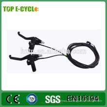 TOP-Qualität LED-Anzeige bürstenlosen Nabenmotor elektrische Fahrrad-Kit