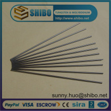 Hot Sale Tungsten Rods for Heater Elements
