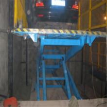Elevador de tijera automotriz para automóviles