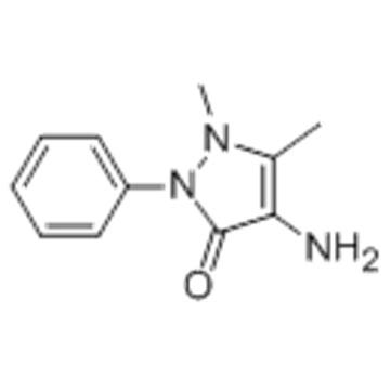 3H-Pyrazol-3-one,4-amino-1,2-dihydro-1,5-dimethyl-2-phenyl- CAS 83-07-8