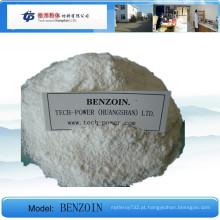 Benzoína, 2-hidroxi-1, 2-difeniletanona, para revestimento em pó