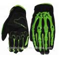 OEM Custom logo Motorcycle Mountain Bike cycling gloves soft full finger car racing gloves