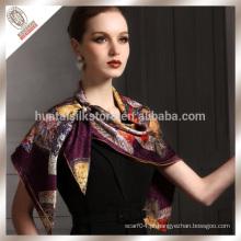 2014 lenço sexy das mulheres do hijab quente de seda do jacquard de seda muçulmano elegante