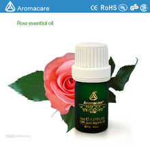 Aromacare 100% pur huile essentielle de rose en gros