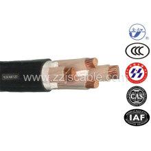8,7 / 15kv Mv Câbles d'alimentation électrique en PVC
