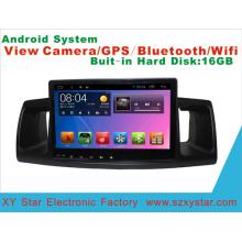 Автомобильный DVD-плеер с системой Android GPS для Toyota Corolla Ex 9-дюймовый сенсорный экран с MP3 / MP4 / TV