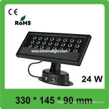 IP68 Lampes à intempéries Led Projecteur led extérieur 24W RGB