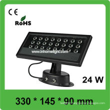 IP68 Led flood lamps 24W outdoor led floodlight RGB