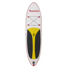 SUNGOOLE Inflatable Stand Up Paddle Board Premium SUP Accessories&Backpack Non-Slip Waterproof Bag Baddle Hand Pump Youth&Adult