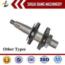 Shuaibang Aluminum Material Quality-Assured 13Hp Air Cooled Diesel Engine Prices 186Fa Crankshaft