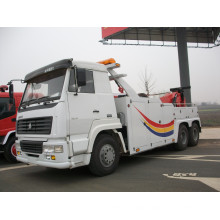 HOWO 6X4 Road Wrecker Truck for Sale