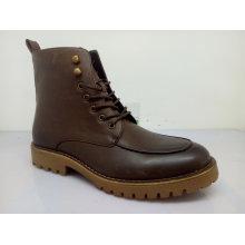 Botas de tornozelo de couro PU (NX 539)