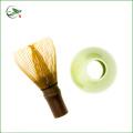 Muestra gratis Shin Matcha Tea Batidor de bambú