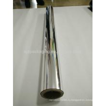 Скользкие металлизированные пленки BOPA размером 15 микрон