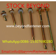 Torx Screw Roofing Screw Buildex Screw Bimetal Screw