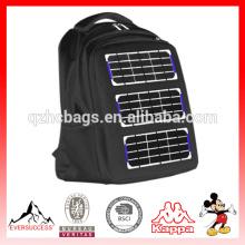 Горячая Продажа солнечный рюкзак зарядное устройство