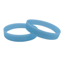 Promotional Rubber Bracelet Personalized Silicon Wristband