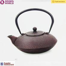 Tetera china antigua del arrabio 850ML con el filtro del acero inoxidable