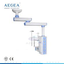 AG-360-2 medizinische Gasgeräte Doppelarme Krankenhaus elektrische Anhänger