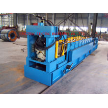 Hot sale galvanized steel ridge tile forming machine for construction
