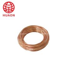 Tige de cuivre de fil de cuivre pur 8mm