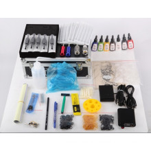 Professional Cheap Tattoo Kits 2 Guns Rotary Tattoo Machine Kits
