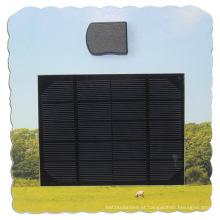 Cartão de papel portátil portátil cartão de carregador solar para celular