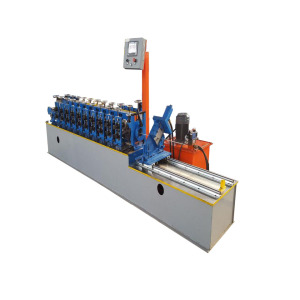Automatic Steel Frame Light Keel Roll Forming Machine