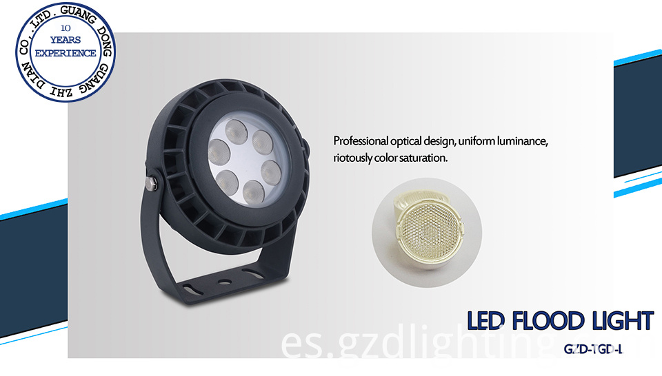 LED FLOOD LIGHT 6W