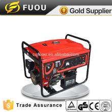 Análisis de generador portátil con motor Diesel