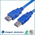 1.5 M 5gbps Pure Kupfer männlich USB3.0 zu weiblichen USB 3.0 Verlängerungsdaten USB Kabel