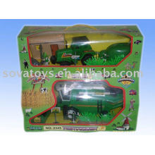 F/P toy logging trucks