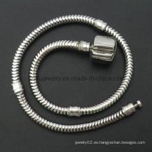 Brazalete de la pulsera de la serpiente del servicio del diseño del OEM